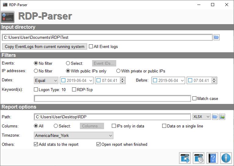 Le-tools com - RDP-Parser