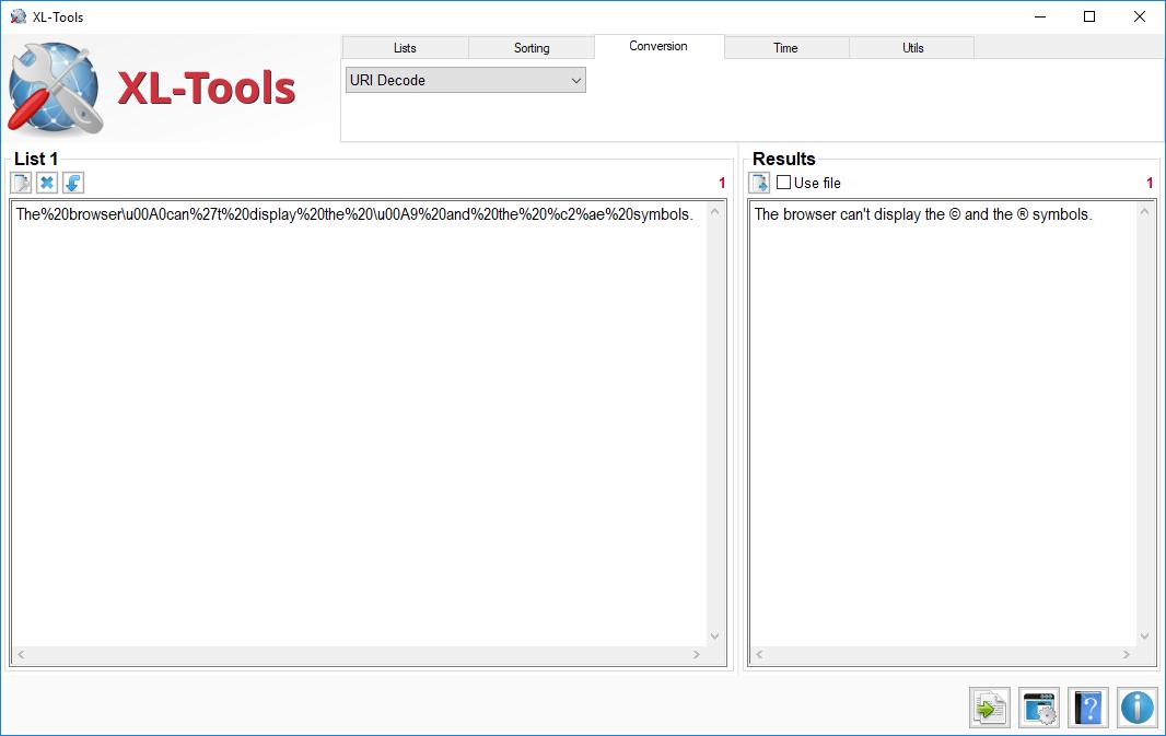 Le-tools com - XL-Tools